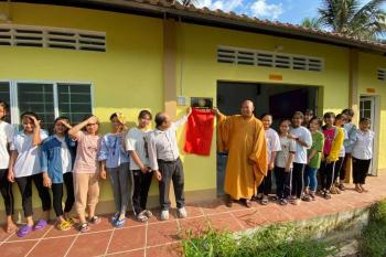 CFC Helps Build a School Foundation in Vietnam and Philippines