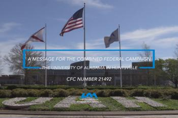 Hospice of Southern Illinois' commitment to the Combined Federal Campaign