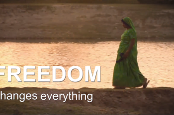 Freedom Changes Everything